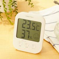 大きめ温湿度計「オプシス」