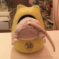 【リニューアル】チンチラのおへや(穴が大きくなりました!)