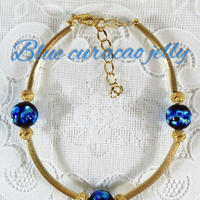 Blue curacao jelly(ブルーキュラソーゼリー)