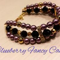 Blueberry Fancy Cake(ブルーベリーファンシーケーキ)