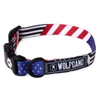 WOLFGANG MAN&BEAST PledgeAllegiance COLLAR( S size ) WC-001-92