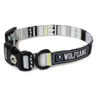 WOLFGANG MAN&BEAST WhiteOwl COLLAR( S size ) WC-001-31