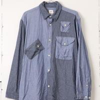 【dip】92-1231 シャンブレー シャツ