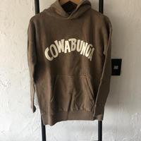 【Mixta】COWABUNGA スウェットパーカー
