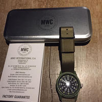 MWC CLASSIC RANGE QUARTZ WATCHES W-113QTZOL