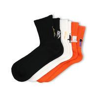 decka    Heavyweight Socks / Short Length   ウィメンズ