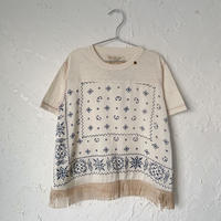 【GO TO HOLLYWOOD】テンジク キリカエ TEE (SIZE 130・140)