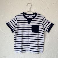 【Champion】PILE POCKET TEE パイルTシャツ