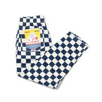 Chef Pants 「Checker」 Navy
