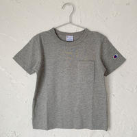【Champion】POCKET TEE (GRAY SIZE 100-140)