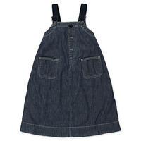 DENIM DUNGAREE 8OZデニム ジャンパー スカート サイズ01,02