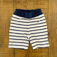 【Champion 】PILE SHORT PANTS (WHITE)