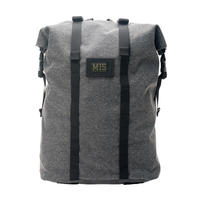 MIS   ROLL UP BACKPACK – DENIM CODURA - DENIM GREY    NO. MIS-1009