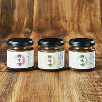 【SHARI】鯛味噌3種セット