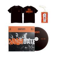 CANDYDATE SPセット  (CD,Tシャツ,御守り,ジャケットステッカー)