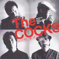 THE COCKS「REBORN/風に吹かれて」シングル