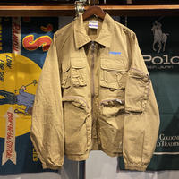 "【ラス1】RUGGED ""FLIGHT FOR YOUR RIGHT"" military jacket (Beige)"