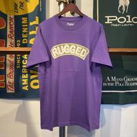 "RUGGED ""SUPER HIGH GRADE"" tee (Purple)"