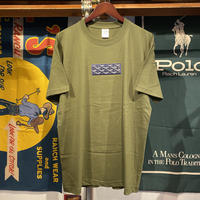 "【ラス1】AnotA ""GOX"" tee (City Green/Navy)"