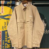 【残り僅か】RUGGED military anorak jacket (Beige)