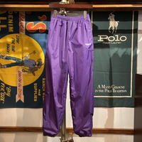 "RUGGED on Vintage ""rugged®︎"" nylon pants (Purple)"