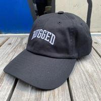 "RUGGED ""SMALL ARCH"" adjuster cap  (Black)"
