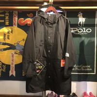 【ラス1】THE NORTH FACE mountain rain tex coat (Black)