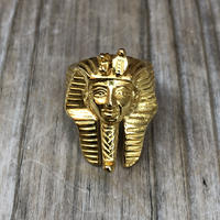 """【ラス1】RUGGED """"Tutan khamun"""" ring (Made in Japan)"""