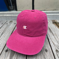【ラス1】Champion logo adjuster cap (Dalu Purple)
