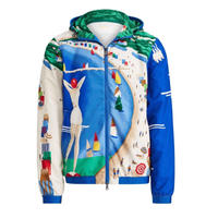 """【ラス1】POLO RALPH LAUREN """"RIVIERA ITALIA"""" nylon jacket"""
