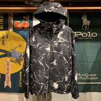 "【残り僅か】RUGGED  ""Real/Fake"" moutain parka (Black tree)"