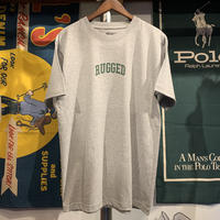 """RUGGED """"SMALL ARCH"""" tee (Gray/Green)"""