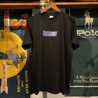 "【ラス1】AnotA ""GOX"" tee (Black/Blue)"