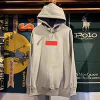 """【残り僅か】 AnotA """"FOX """" heavy-weight hoodie (Gray/12.0oz)"""