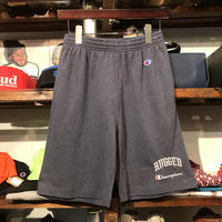 "【残り僅か】RUGGED on Champion ""ARCH LOGO"" light sweat short (Navy)"
