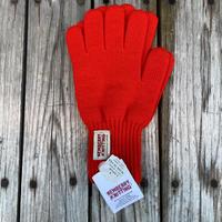 【ラス1】NEWBERRY KNITTING made in usa knit glove (Red)