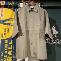 【ラス1】RUGGED tag pocket S/S shirt (Olive)