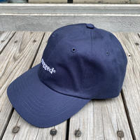 "【残り僅か】RUGGED ""rugged®︎""  adjuster cap  (Navyx White)"