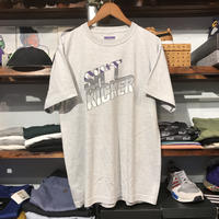 "【ラス1】SH*T KICKER ""95"" logo tee (Gray/RUGGED別注)"