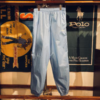 "RUGGED on Vintage ""rugged®︎"" training nylon pants (Light Blue)"