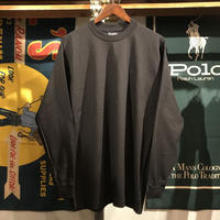 "【ラス1】RUGGED ""OLD R"" heavy weight L/S tee (Black)"