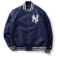 【ラス1】Majestic NY SATIN JACKET(Navy)