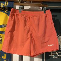 """【残り僅か】RUGGED """"rugged®️"""" nylon shorts (Pink)"""