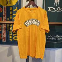 "RUGGED ""SUPER HIGH GRADE"" tee (Gold Yellow)"
