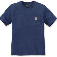 【web限定】Carhartt pocket tee (Blue Stone)