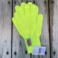 【ラス1】NEWBERRY KNITTING made in usa knit glove (Yellow)