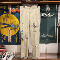 "RUGGED on vintage ""JAPAN ANIMAL"" chino pants (11)"