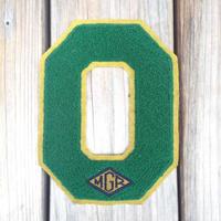 "RUGBY ""O"" emblem"