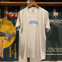 """RUGGED """"SMALL ARCH"""" tee (Gray/Blue)"""