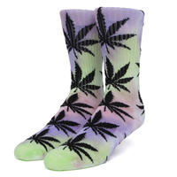 "HUF DRIP DYE PLANTLIFE SOCK ""Purple"""